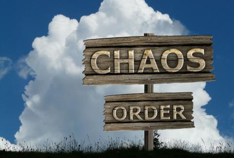 Ordnung und Orientierung schaffen mit dem Systembrett